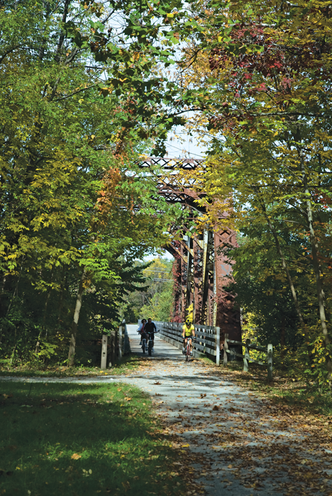 Great Allegheny Passage Trail