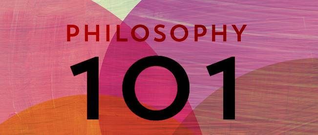 New Book: A Journey through Philosophy in 101 Anecdotes