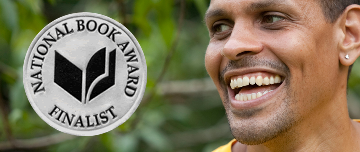 Congratulations to Finalist Ross Gay and to all the Winners of the 2015 National Book Awards