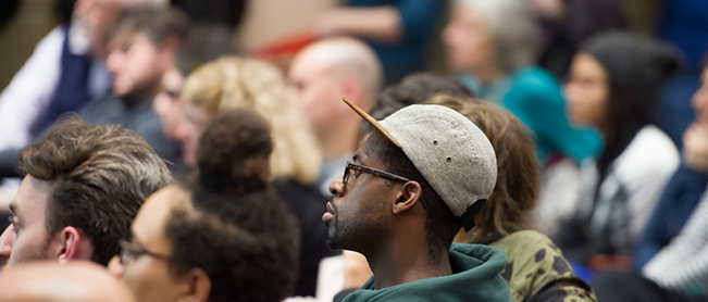 Photos from Poetry and Race in America