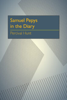 Samuel Pepys in the Diary