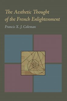 The Aesthetic Thought of the French Enlightenment