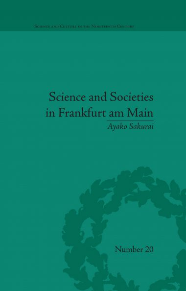 Science and Societies in Frankfurt am Main