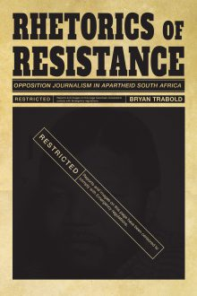 Rhetorics of Resistance