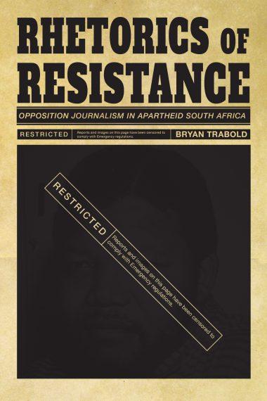 Rhetorics of Resistance