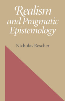 Realism And Pragmatic Epistemology
