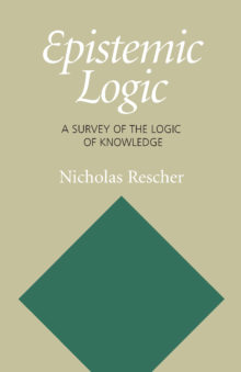 Epistemic Logic