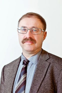Vladimir Gel'man