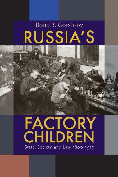 Russia's Factory Children