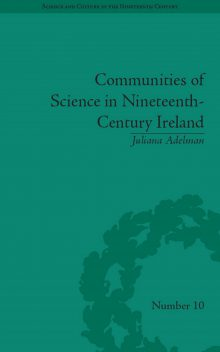 Communities of Science in Nineteenth-Century Ireland
