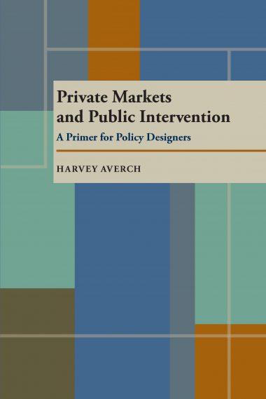 Private Markets and Public Intervention