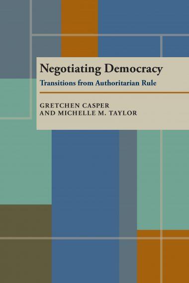 Negotiating Democracy