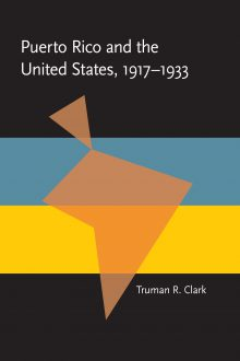 Puerto Rico and the United States, 1917-1933