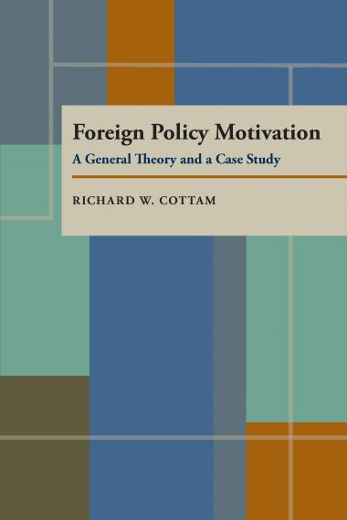 Foreign Policy Motivation