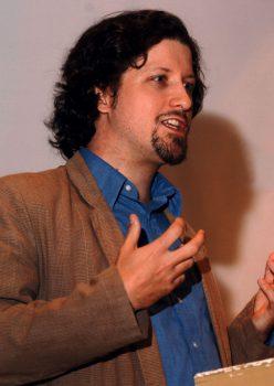 David Harris Ebenbach