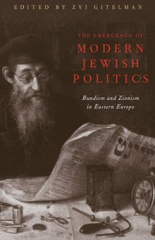 The Emergence Of Modern Jewish Politics