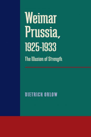 Weimar Prussia, 1925–1933