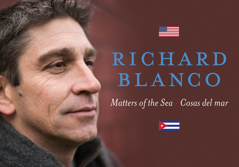 Pitt poet Richard Blanco selected to commemorate the reopening of the  U.S. Embassy in Havana, Cuba