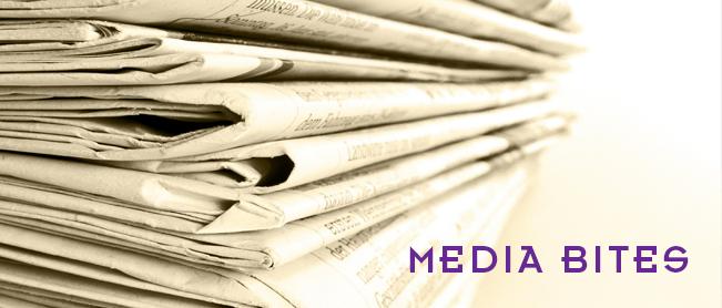 Media Bites: August 2015