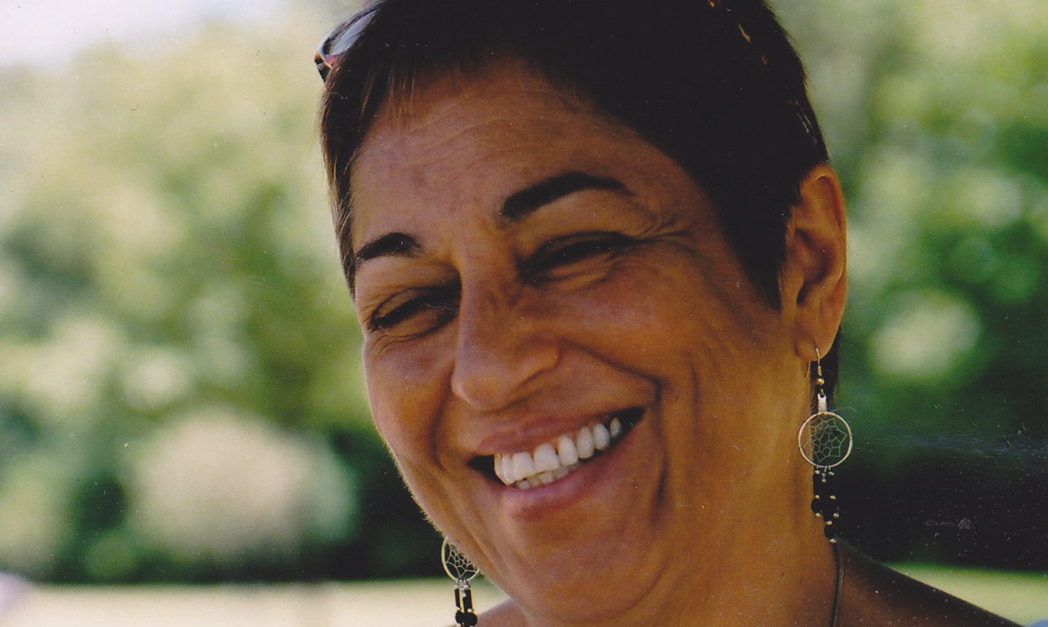 "Poem from the Vault: ""Blackbottom"" by Toi Derricotte"