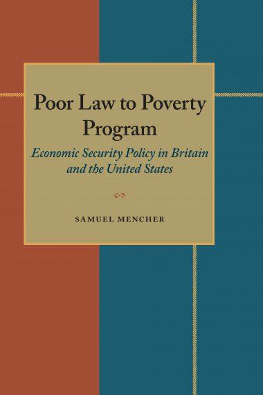 Poor Law to Poverty Program
