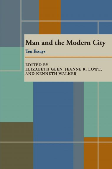 Man and the Modern City