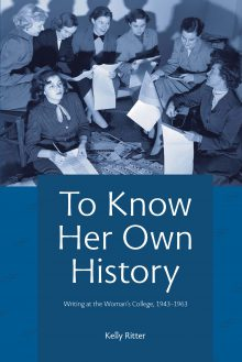 To Know Her Own History