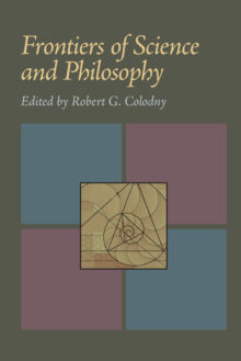 Frontiers of Science and Philosophy