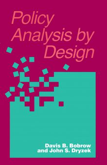 Policy Analysis Design