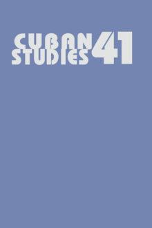 Cuban Studies 41