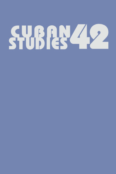 Cuban Studies 42