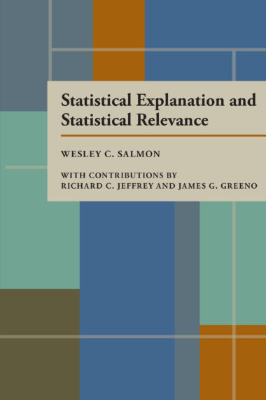 Statistical Explanation and Statistical Relevance
