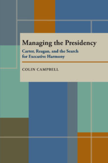 Managing the Presidency