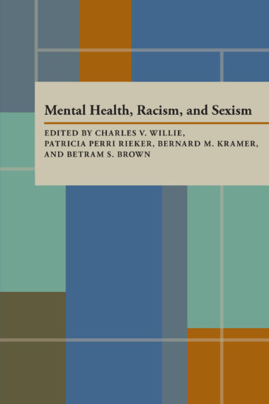 Mental Health Racism And Sexism