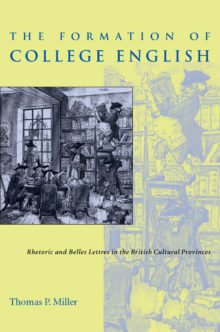 The Formation of College English