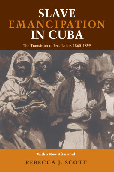 Slave Emancipation In Cuba