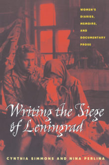 Writing the Siege of Leningrad