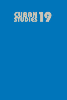 Cuban Studies 19