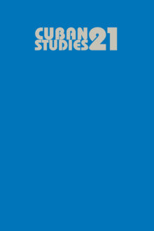 Cuban Studies 21