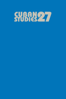 Cuban Studies 27