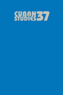 Cuban Studies 37