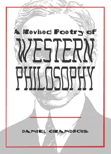 A Revised Poetry of Western Philosophy