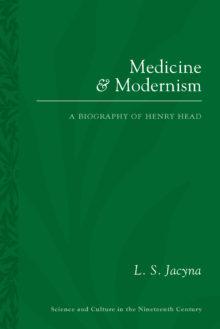 Medicine and Modernism