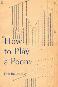 How to Play a Poem