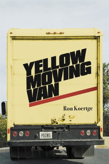 Yellow Moving Van