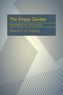 The Empty Garden