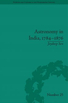 Astronomy in India, 1784-1876