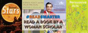 Read Smarter: Read a book by woman scholar
