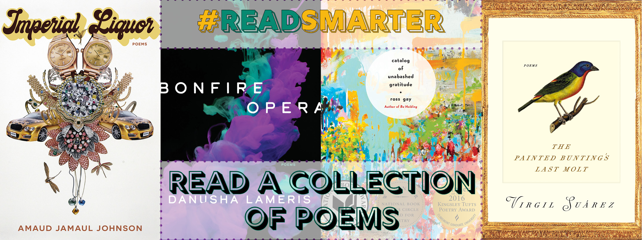 Read Smarter: Read a Collection of Poems
