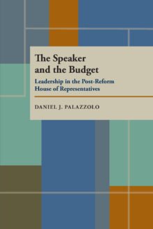 The Speaker and the Budget